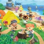 Animal Crossing: New Horizons Multiple Islands Screenshot