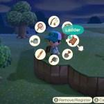 Animal Crossing New Horizons Tool Ring Screenshot