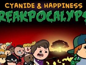 Cyanide and Happiness Freakpocalypse Logo