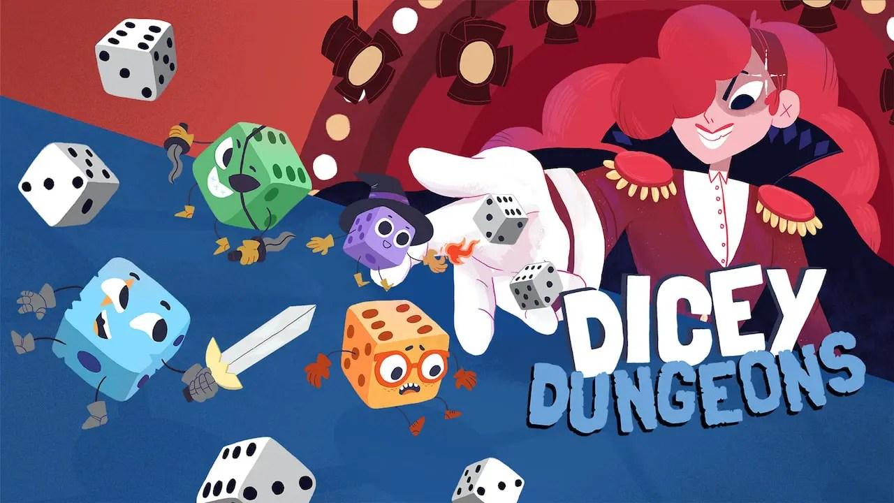 Dicey Dungeons Logo