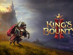 King's Bounty II Logo