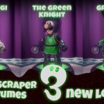 Luigi's Mansion 3 Multiplayer Pack Part 1 Costumes Screenshot
