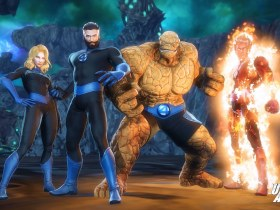 Marvel Ultimate Alliance 3 Fantastic Four Screenshot