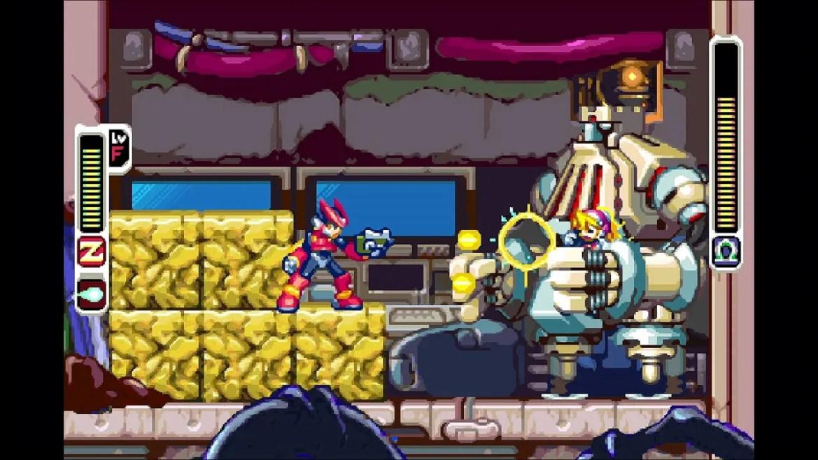 Mega Man Zero/ZX Legacy Collection Review Screenshot 2
