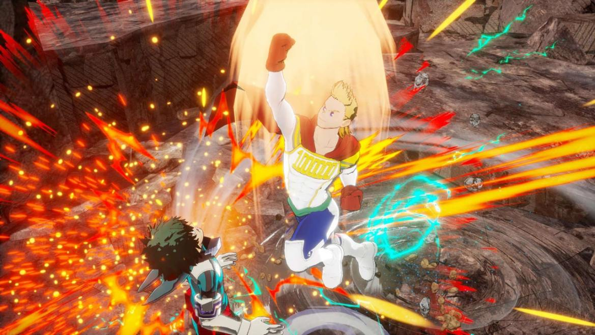 My Hero One's Justice 2 Review Screenshot 3