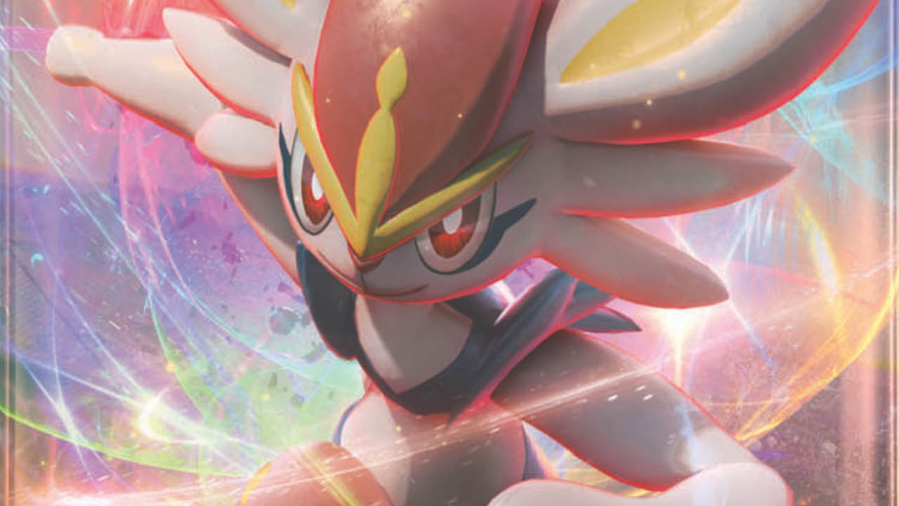 Pokémon TCG: Sword And Shield - Rebel Clash Cinderace Image