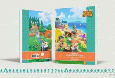 Animal Crossing: New Horizons Official Companion Guide Photo