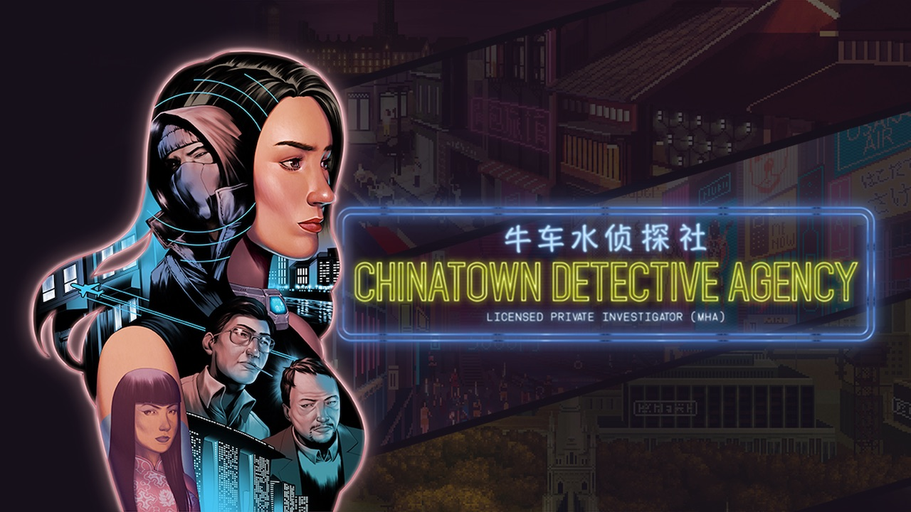 Chinatown Detective Agency Image