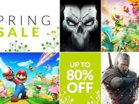 Nintendo eShop Spring Sale 2020 Image