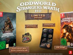 Oddworld: Stranger's Wrath HD Limited Edition Photo