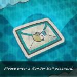 Pokémon Mystery Dungeon DX Wonder Mail Password Screenshot