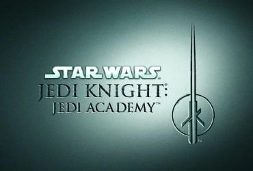 Star Wars Jedi Knight: Jedi Academy Review Header