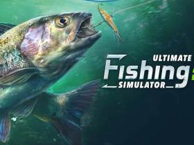 Ultimate Fishing Simulator 2 Logo