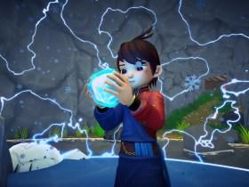 Ary And The Secret Of Seasons Screenshot