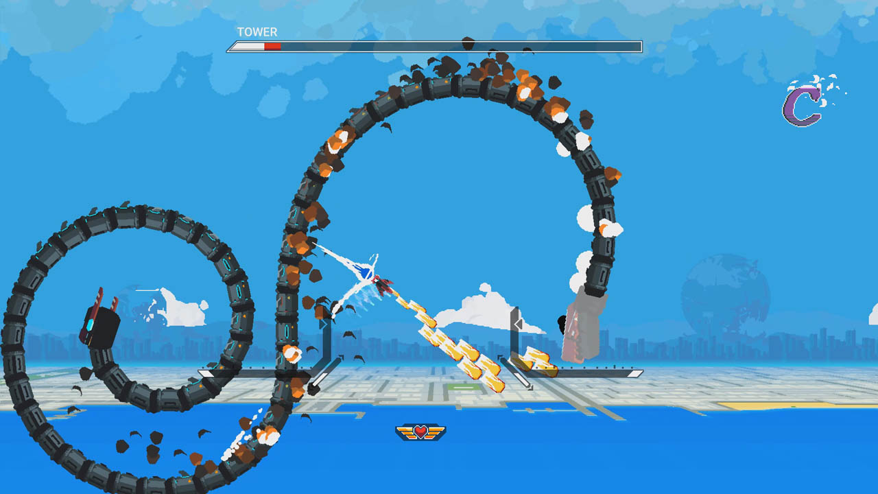 Jet Lancer Review Screenshot 4