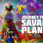 Journey To The Savage Planet Logo