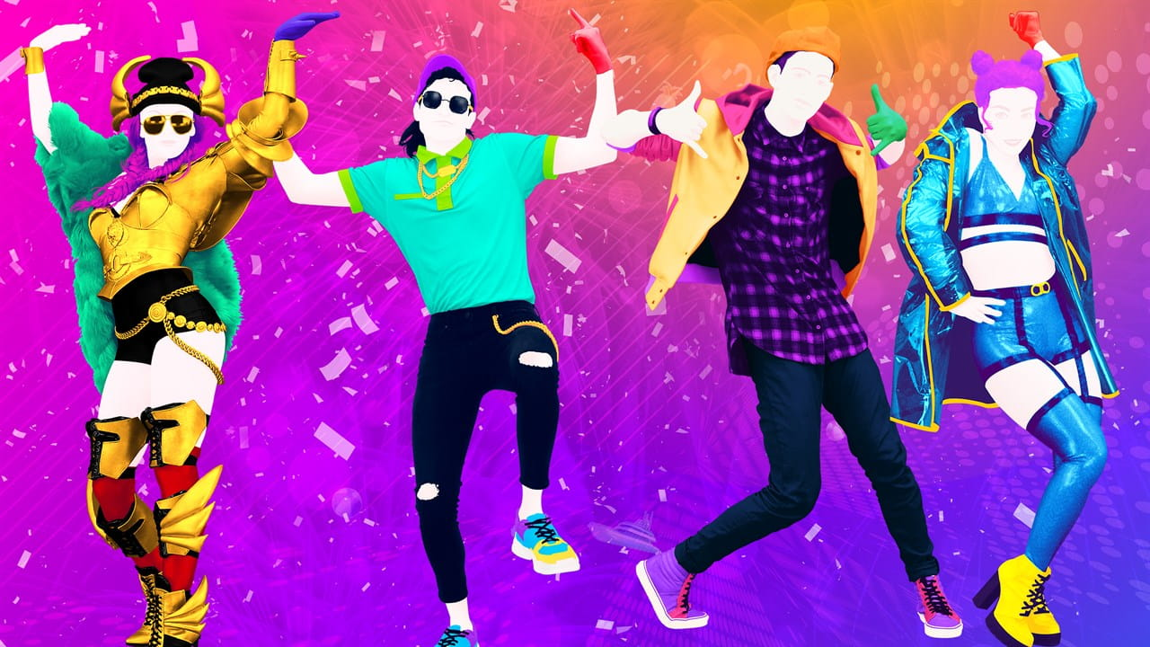 Just Dance 2020 Review Header