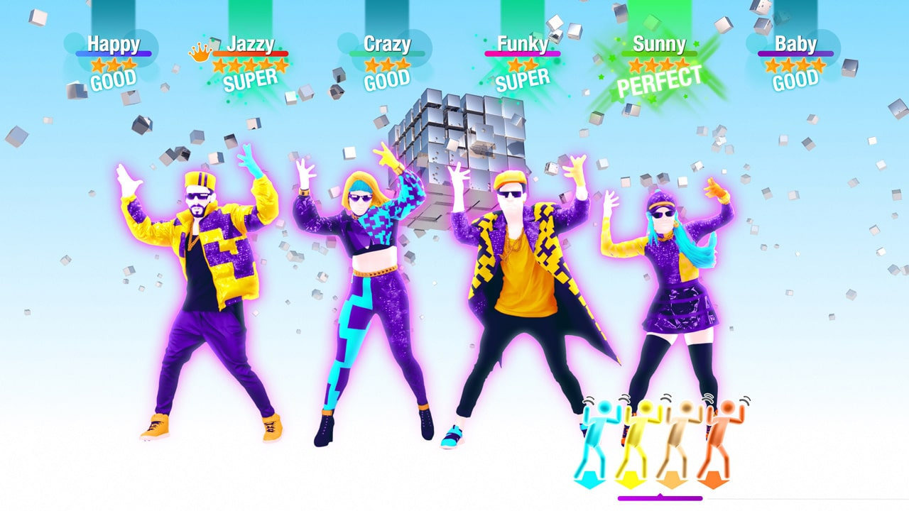 Just Dance 2020 Review Screenshot 1