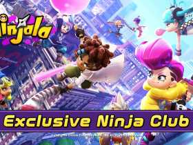 Ninjala Open Beta Screenshot