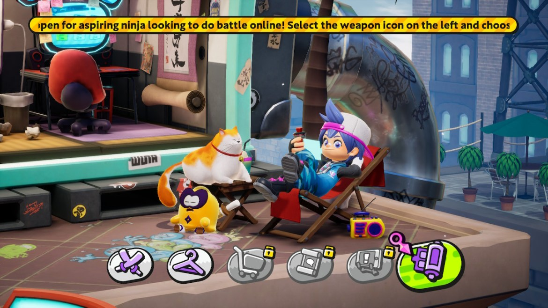 Ninjala Open Beta Screenshot 2