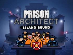 Prison Architect: Island Bound Logo