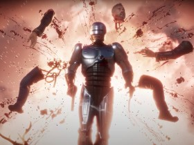 RoboCop Terminator Mortal Kombat 11: Aftermath Screenshot