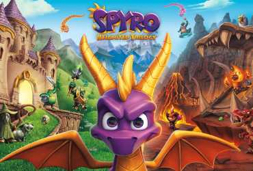 Spyro Reignited Trilogy Review Header
