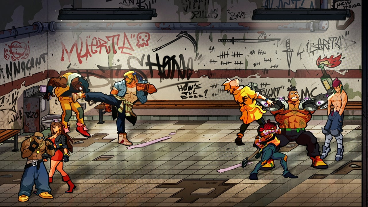 Streets Of Rage 4 Review Screenshot 3
