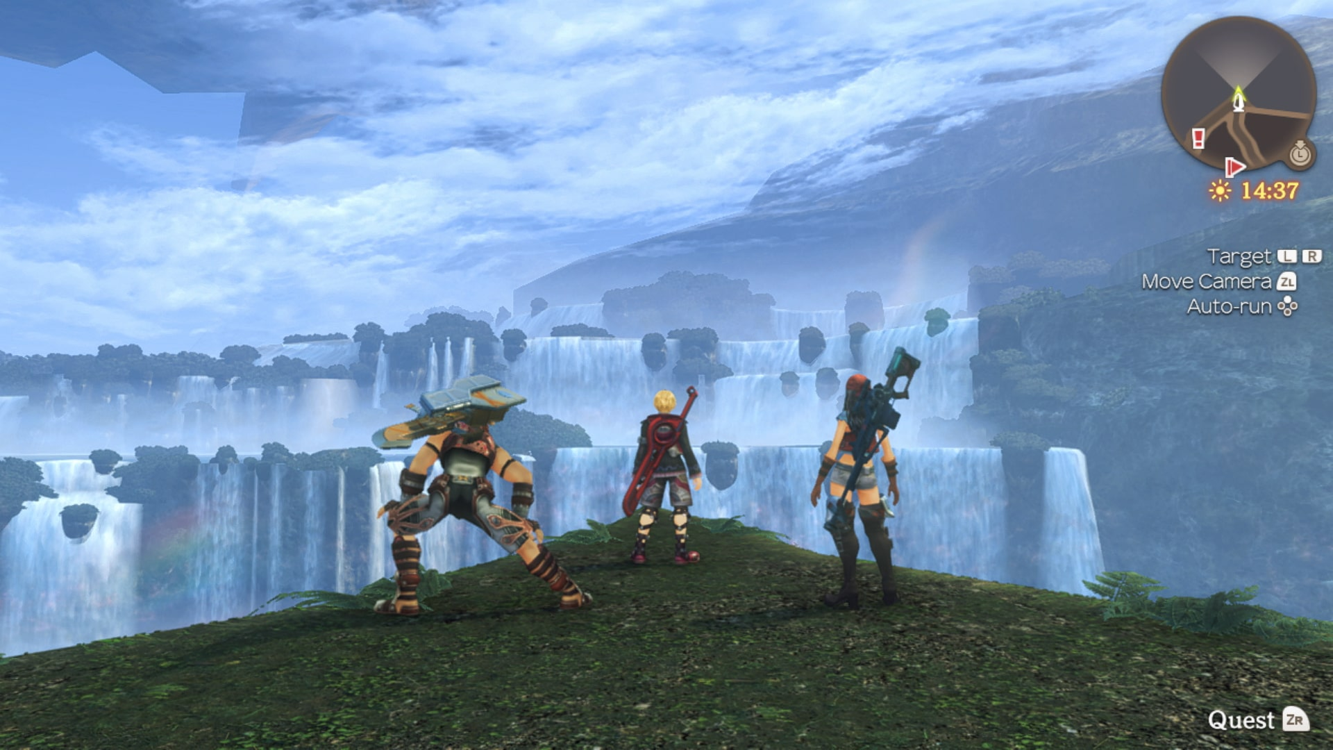 Xenoblade Chronicles: Definitive Edition Review Screenshot 4