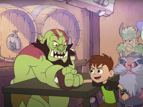 Ben 10 Brawlhalla Epic Crossover Event Image