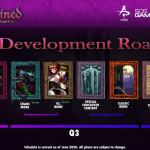 Bloodstained: Ritual Of The Night 2020 Development Roadmap Image