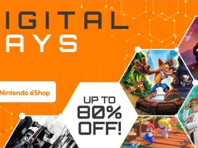 Digital Days Nintendo eShop Sale Logo