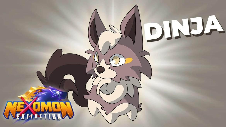 Dinja Nexomon: Extinction Image