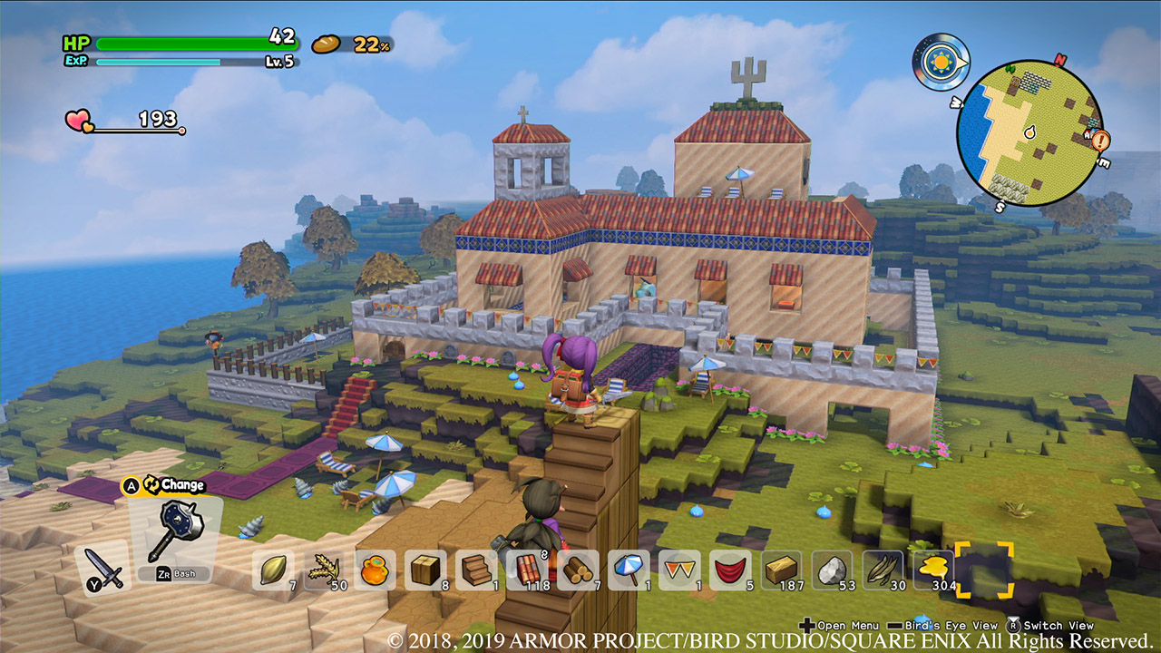 Dragon Quest Builders 2 Review Screenshot 4