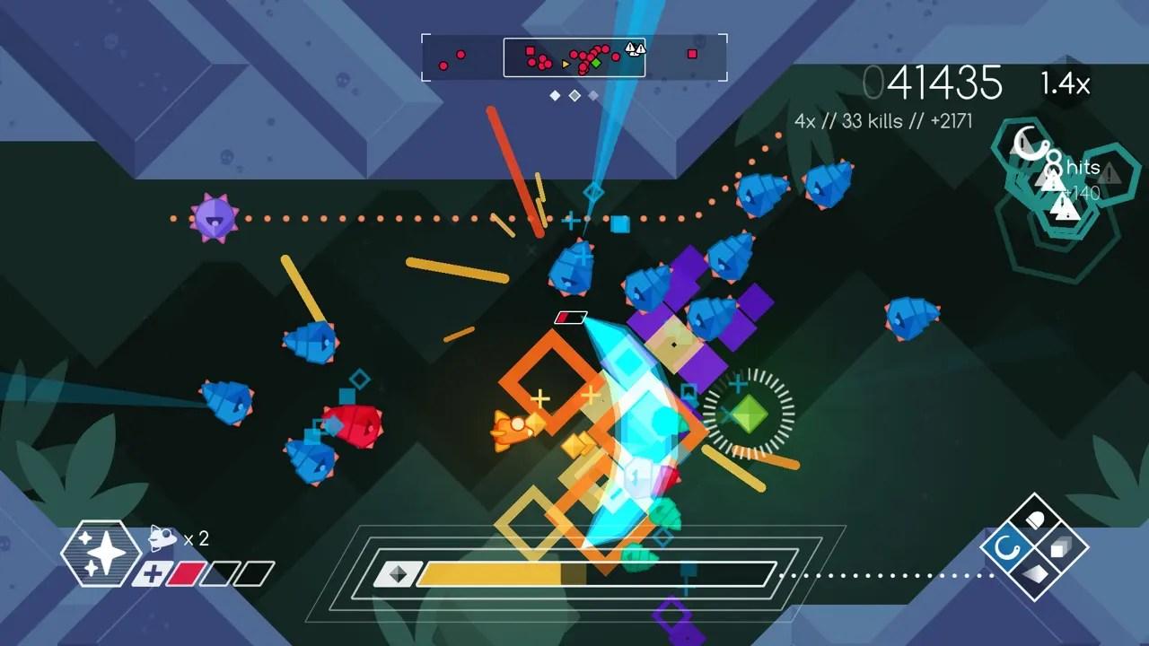 Graceful Explosion Machine Review Screenshot 2