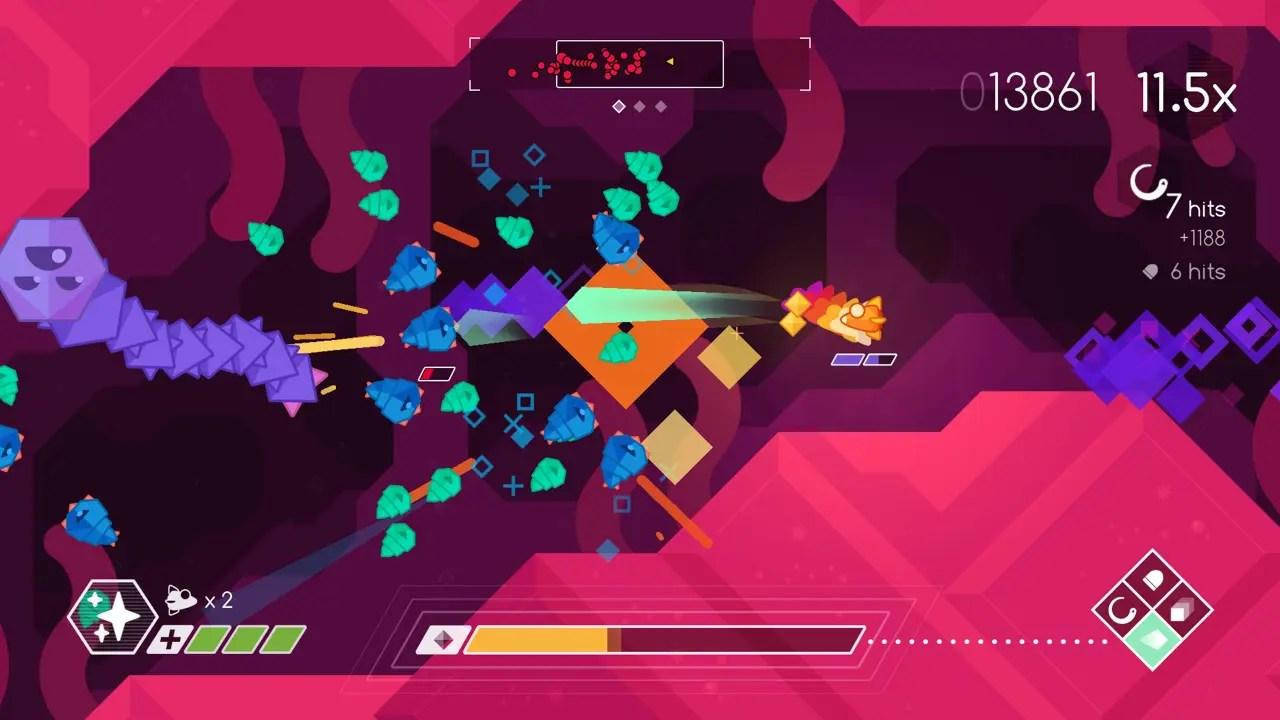Graceful Explosion Machine Review Screenshot 3