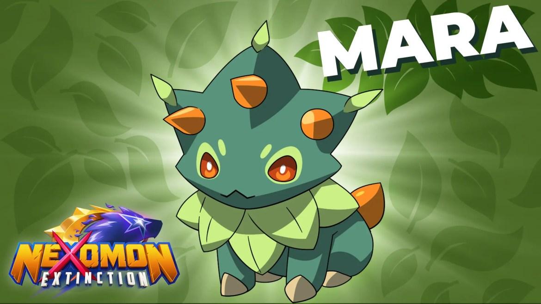 Mara Nexomon: Extinction Image