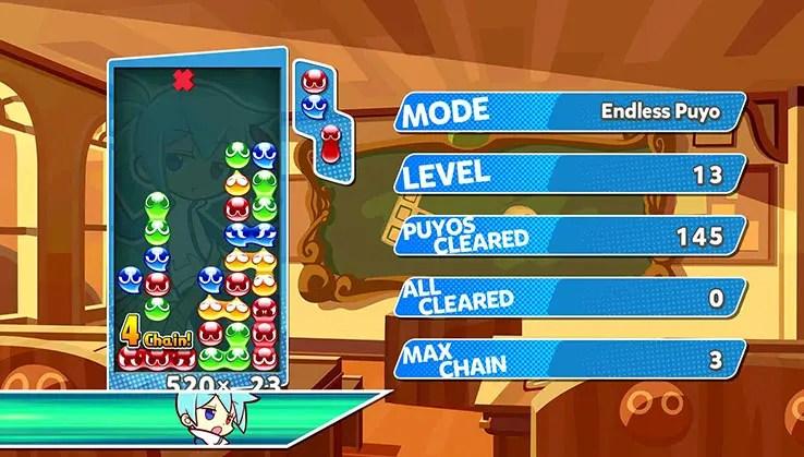 Puyo Puyo Tetris Review Screenshot 2