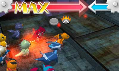 Super Pokémon Rumble Review Screenshot 2