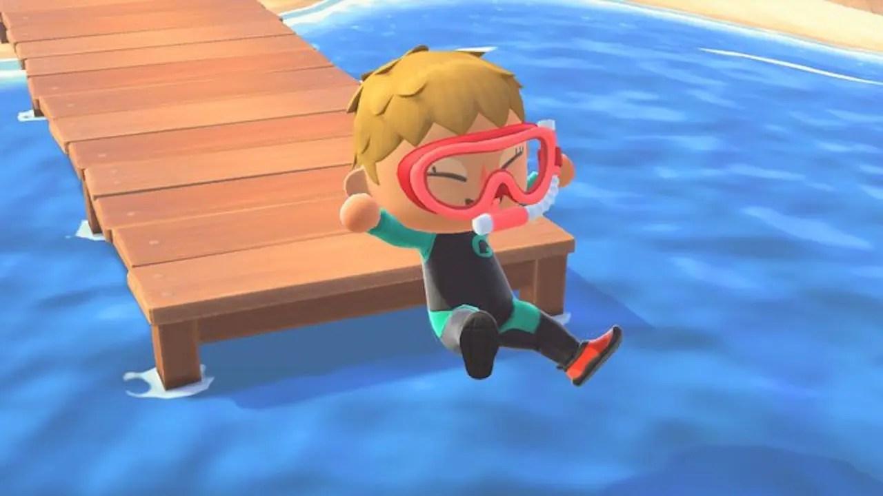 Animal Crossing New Horizons Sea Creature Prices Screenshot