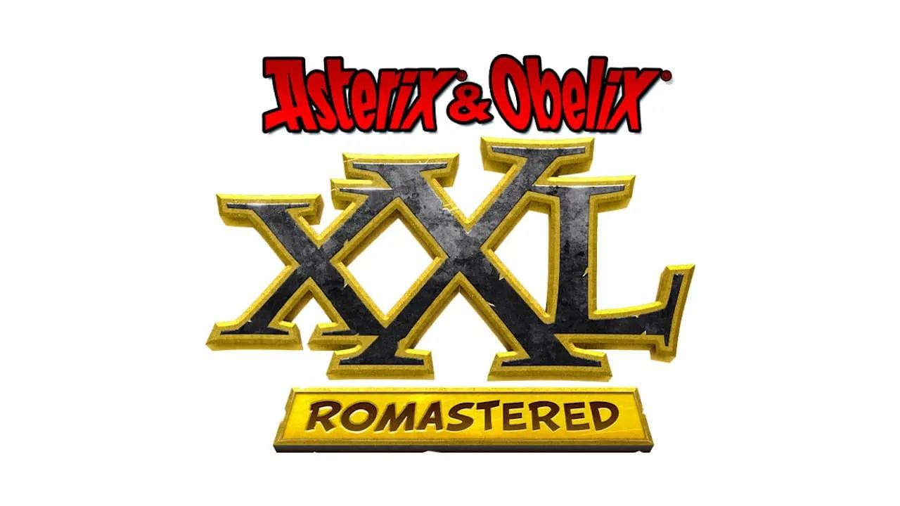 Asterix And Obelix XXL Romastered Logo