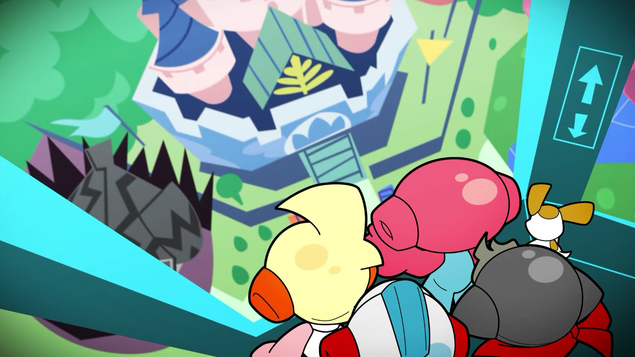 Mr. DRILLER DrillLand Review Screenshot 1
