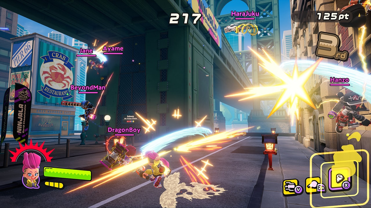 Ninjala Review Screenshot 2