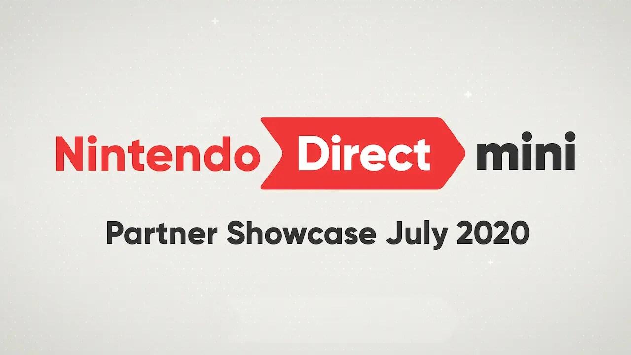 Nintendo Direct Mini: Partner Showcase Logo