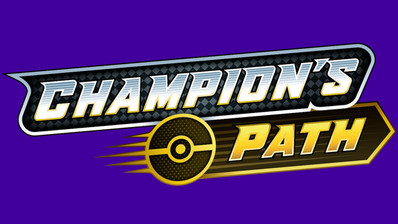 Pokémon TCG: Champion's Path Logo