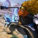 Vinsmoke Judge One Piece Pirate Warriors 4 Screenshot