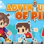 Adventures Of Pip Logo