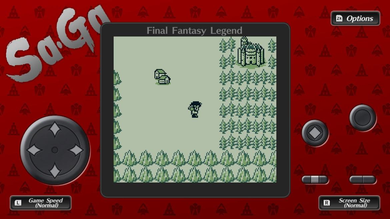 Collection Of SaGa Final Fantasy Legend Screenshot 3