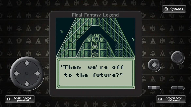 Collection Of SaGa Final Fantasy Legend Screenshot 6