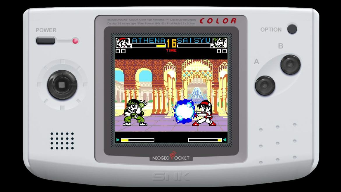 King Of Fighters R-2 Review Screenshot 2